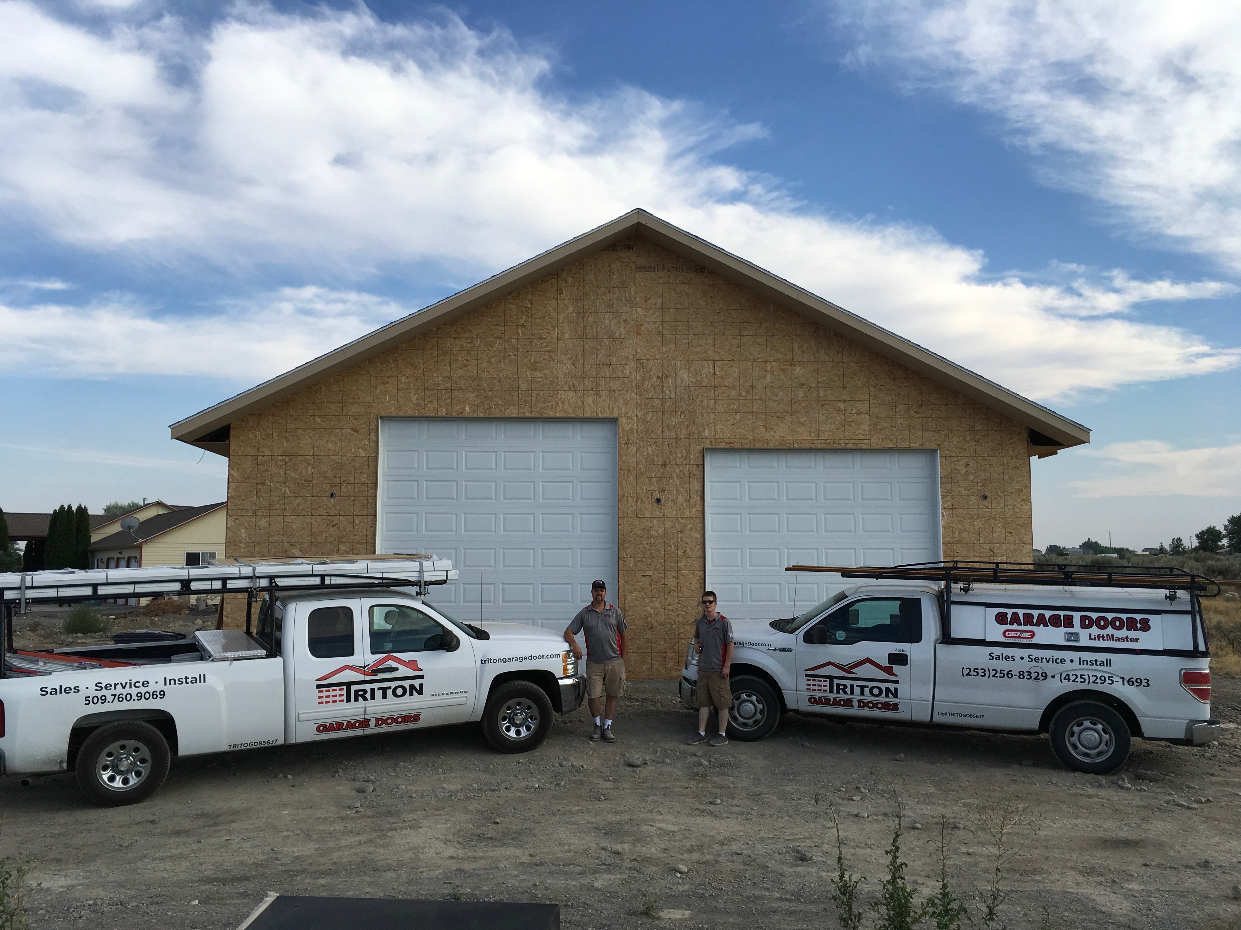 Garage Repair Tri Cities Garage Door Repair