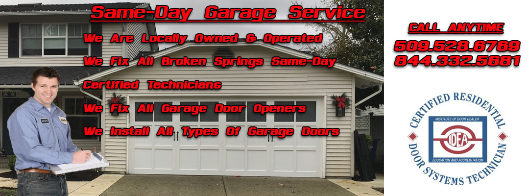 Tri Cities Garage Door Repair